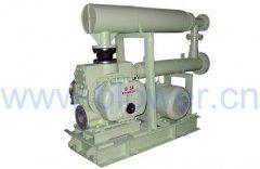 单级干式高真空罗茨真空泵的图片