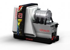 派勒PUHLER鋰電池砂磨機