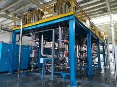 磷酸铁锂粉碎/烘干生产线的图片