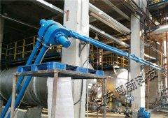 石英砂管链提升机 管链输送装置