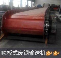 BL系列煤泥鳞板输送机的图片