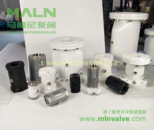 气动夹管阀、气囊阀、VMP管夹阀、胶管阀、气动管囊阀图片