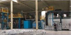 磷酸鐵鋰粉碎/烘干/包裝/輸送一體生產線