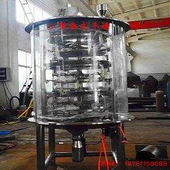三单体烘干设备 三元材料烘干专用 多层盘式干燥机的图片