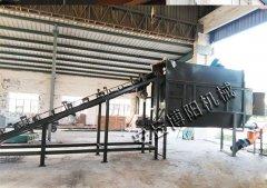 硫磺粉自动拆包机,粉体破袋机博阳的图片