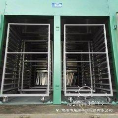 龙溪干燥制作热风烘箱   粉体设备专用静态烘干机的图片