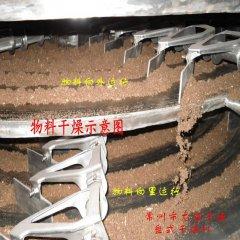 盘式烘干设备   锂电池粉连续烘干设备的图片