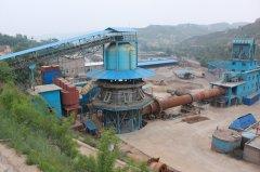 石灰生產線成套設備的圖片