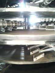电池级碳酸锂专用盘式干燥机   电池碳酸锂盘式烘干机的图片