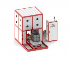 LF1000-866-N2升降式气氛炉的图片