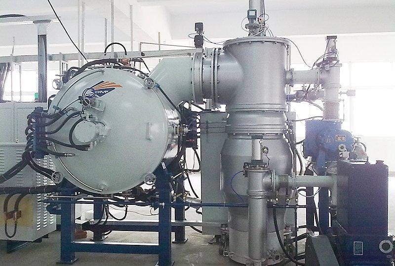 高温真空碳化炉图片