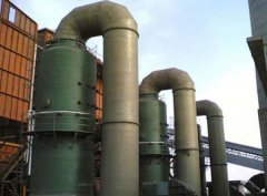 XNT型、XST型濕式脫硫除塵器