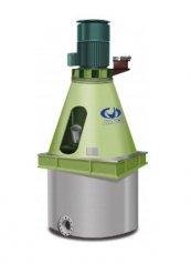 XJZ上悬式自动卸料离心机的图片