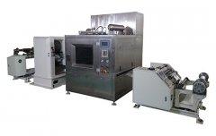 石墨压延自动化设备 自动喷粉压延线