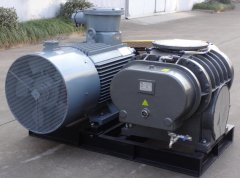 3H(V)系列三葉羅茨真空泵