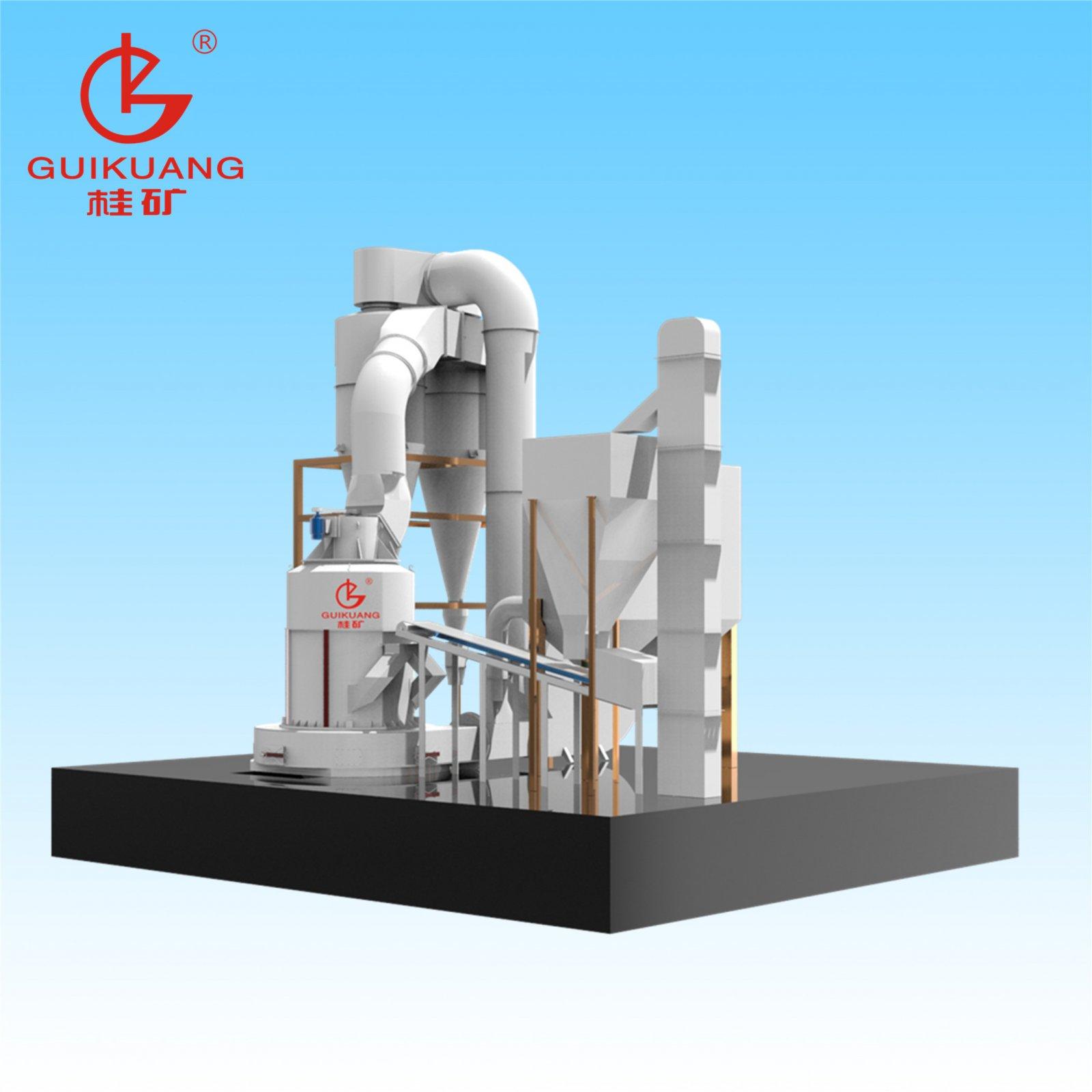 桂林矿山机械厂雷蒙磨的图片