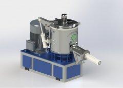 锂电设备专精高速混合机的图片
