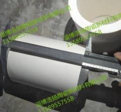 氧化铝陶瓷管耐磨管