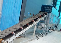 钛白粉自动投料站  粉体自动拆包机的图片