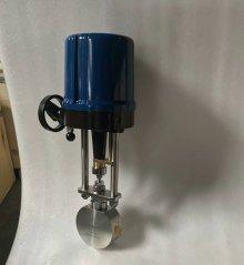 电动针型高压调节阀的图片