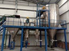 大型气流粉碎机、超微粉碎机、超细粉碎机、气流磨的图片