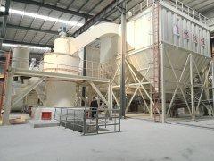 超大型雷蒙磨桂林鸿程HC2000摆式雷蒙机霞石粉碎机的图片