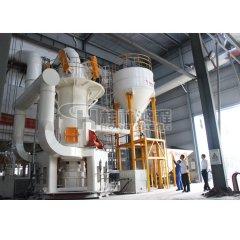 广西磨粉机厂HLM34/3X立磨电力脱硫系统设备的图片