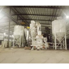多功能高效雷蒙磨HC1700超大型方解石磨粉機