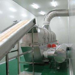 ZLG-7.5×0.6乳酸钙流化床干燥机的图片