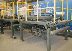 1500kg水泥吨袋包装机 粉体吨包秤可除尘的图片