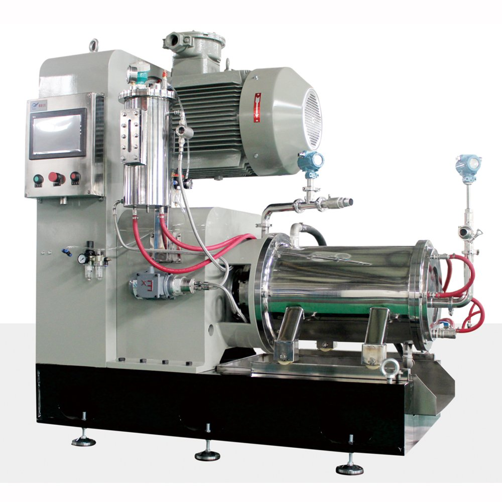 BS棒销式高效纳米砂磨机(20L-100L)的图片