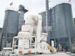 高產量雷蒙磨HC1700大型磨粉機雙飛粉細粉磨機的圖片