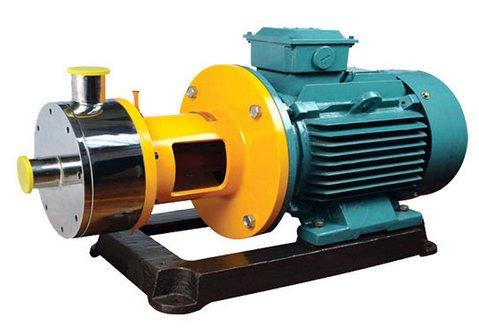 单级管线式高剪切乳化机系列的图片