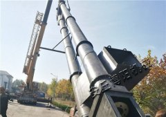 石粉不锈钢管链机、耐磨损管链输送机的图片