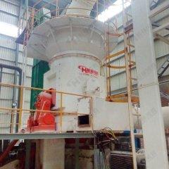 廣西鴻程HLM24/2X葉臘石選粉設備立式磨粉機的圖片
