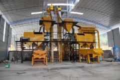 鸿程高产制砂设备砂浆砂石生产设备的图片