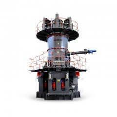 重晶石磨粉机 石灰石加工设备 石灰石超细磨粉机 环保矿石生产线的图片
