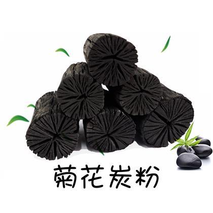 菊花炭粉系列的图片