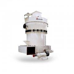 超压梯形磨粉机 方解石石灰石磨粉机的图片