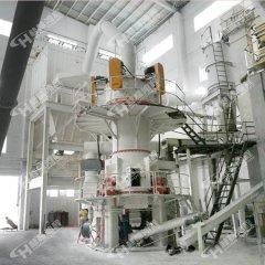 鴻程超細立式磨粉機HLMX1500超細立磨超微磨粉機產量大的圖片