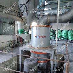 桂林超細磨粉機廠鴻程礦山設備全新硅藻土方解石超細雷蒙磨的圖片