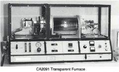 透明实验炉