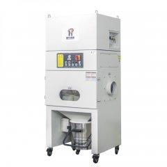 压杆卸料型工业集尘器的图片