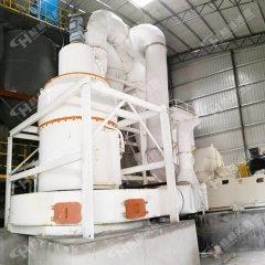 HC1500摆式磨粉机水泥磨废泥石子雷蒙磨粉机大型设备的图片