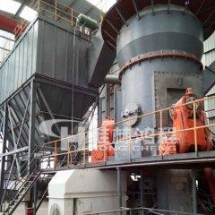 HLM19/2X大型立式磨粉机欧版梯形磨重晶石膨润土立磨机的图片