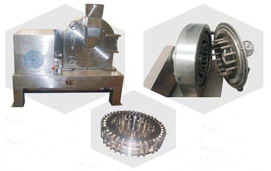 WS系列涡轮式粉碎机的图片
