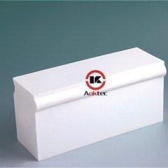 直供耐磨耐腐蚀耐冲击高铝衬砖氧化铝衬砖