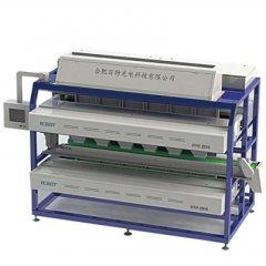 高精度16-120目双层石英砂细粉专用色选机的图片