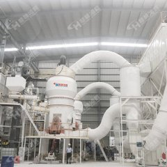 莱歇立磨 粉磨石刚玉 石墨雷蒙磨 重钙超细立式磨粉机的图片