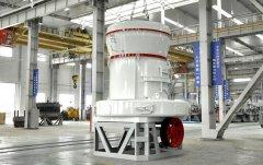 超细重质碳酸钙磨粉机 800目重钙粉设备的图片